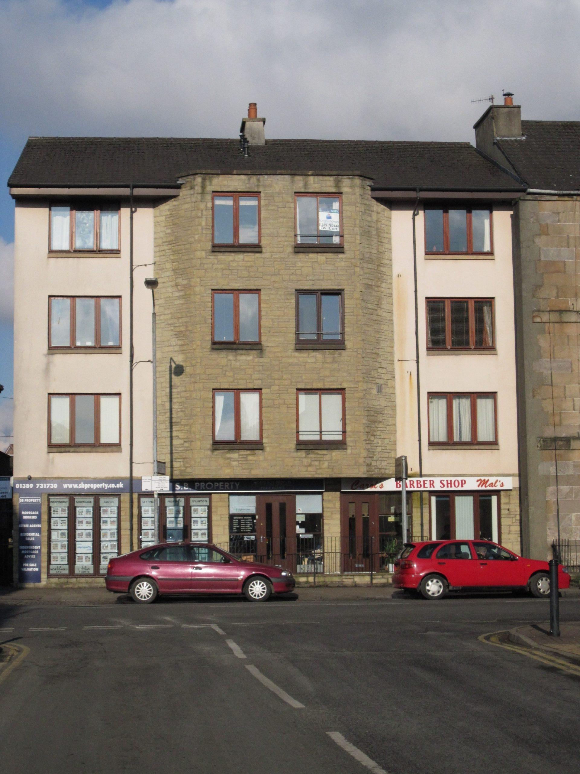 119 Glasgow Road - External
